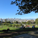 Delores Park, San Francisco